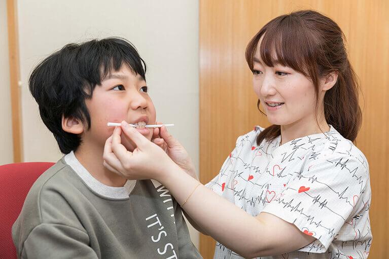 口腔筋機能療法とは
